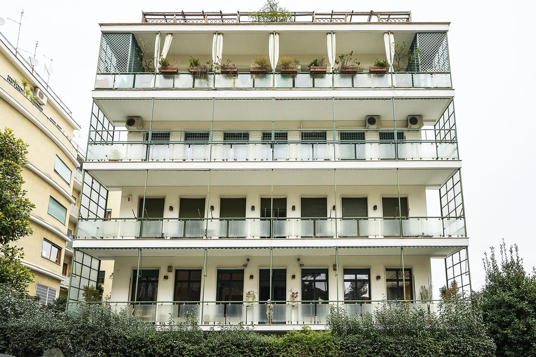 Appartamento in Affitto a Roma 02 Parioli / Pinciano / Flaminio: 5 locali, 180 mq