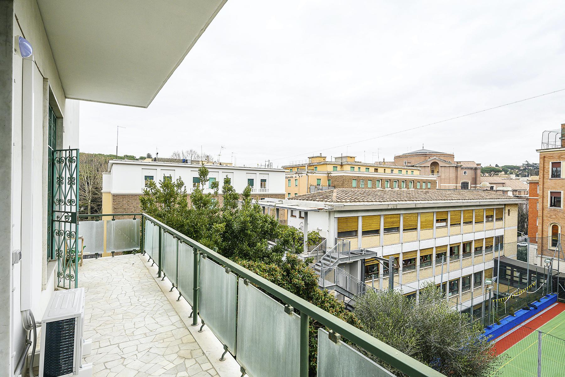 Appartamento in Affitto a Roma: 5 locali, 180 mq - Foto 24