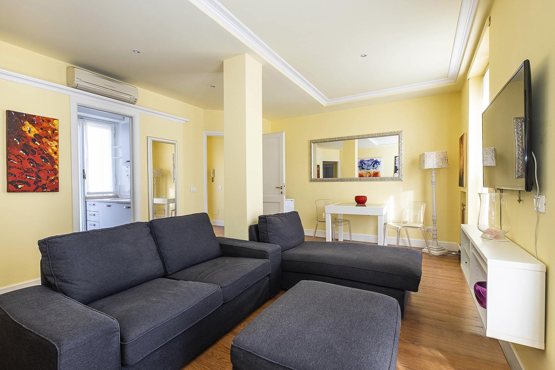 Appartamento in Affitto a Roma 04 Nomentano / Bologna: 2 locali, 60 mq