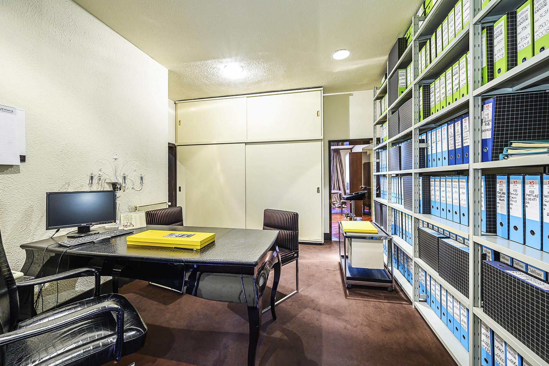 Ufficio-studio in Affitto a Roma: 5 locali, 184 mq - Foto 24