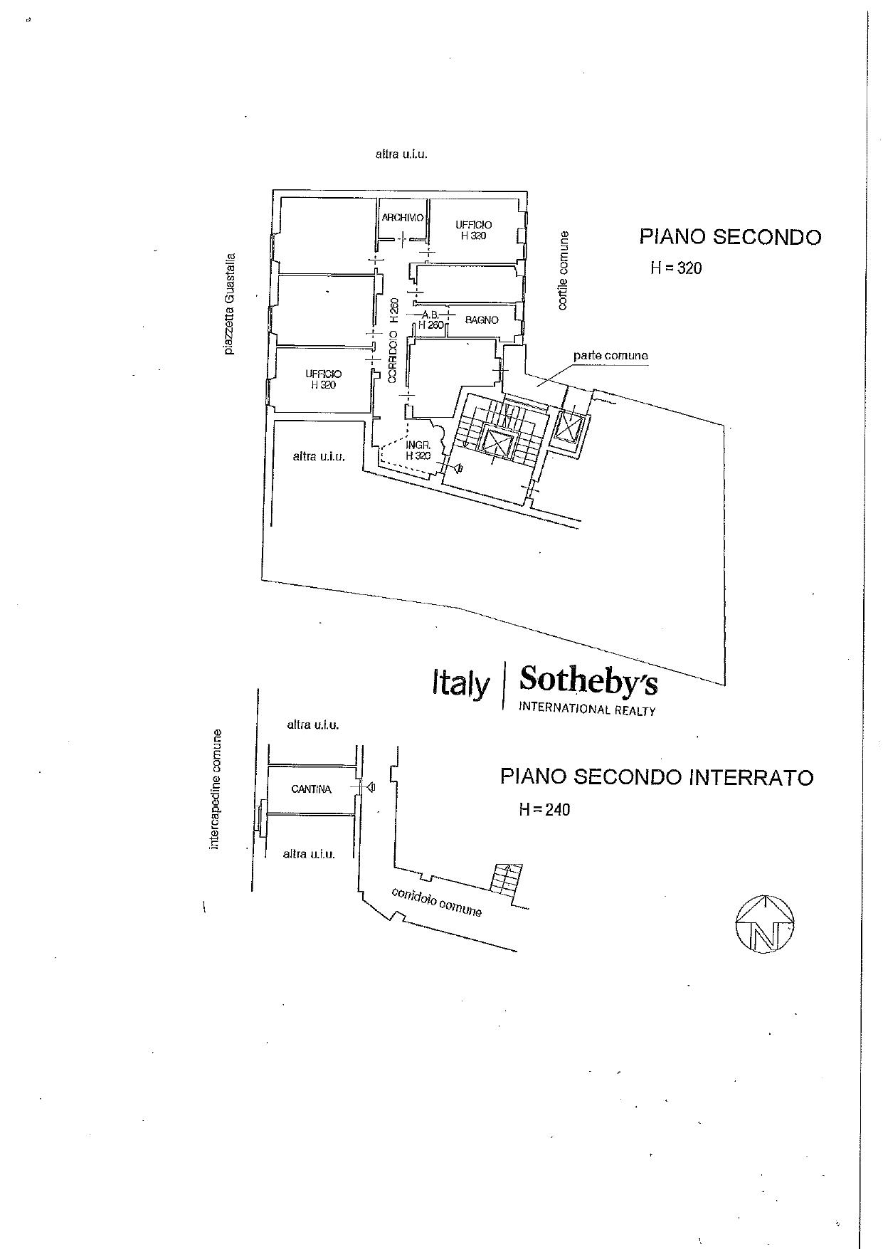 Ufficio-studio in Vendita a Milano: 4 locali, 155 mq - Foto 20