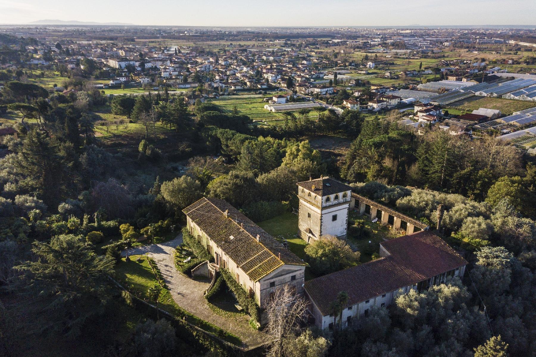 Villa in Vendita a Camaiore: 5 locali, 2800 mq - Foto 29