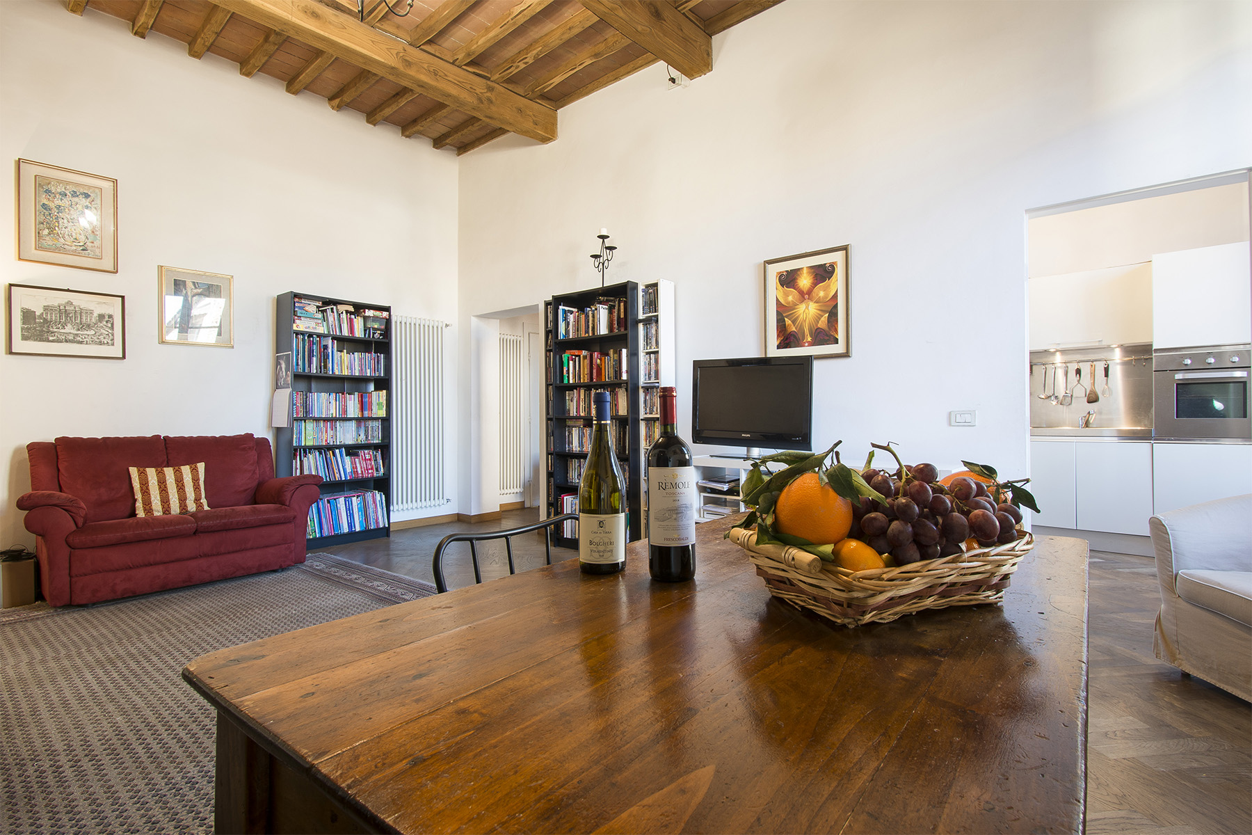Appartamento in Vendita a Lucca Centro:  5 locali, 190 mq  - Foto 1