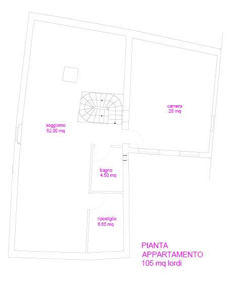 Appartamento in Vendita a Lucca: 5 locali, 190 mq - Foto 22