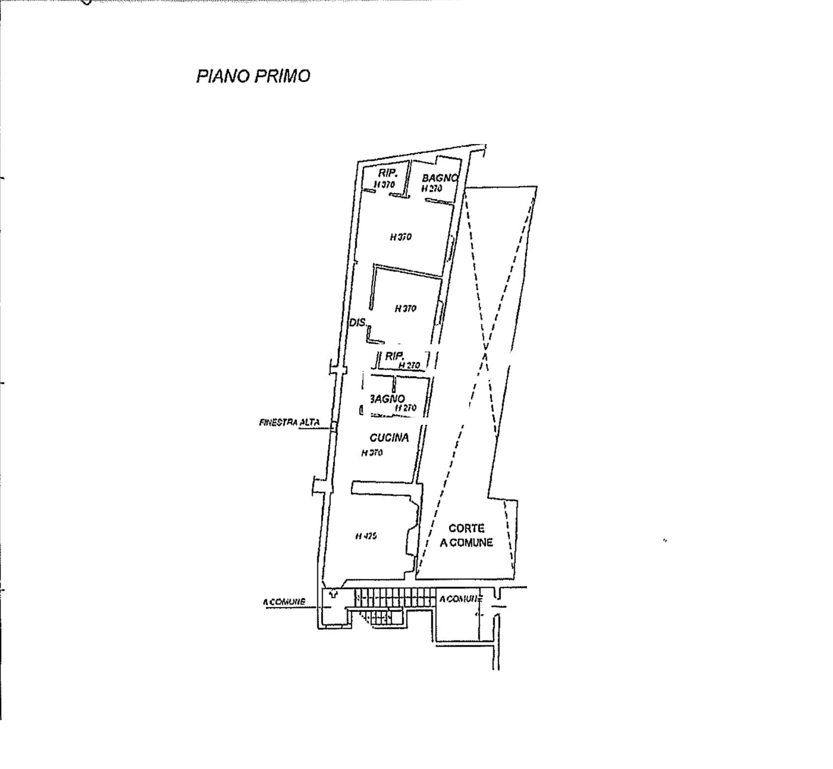Appartamento in Affitto a Firenze: 4 locali, 90 mq - Foto 13