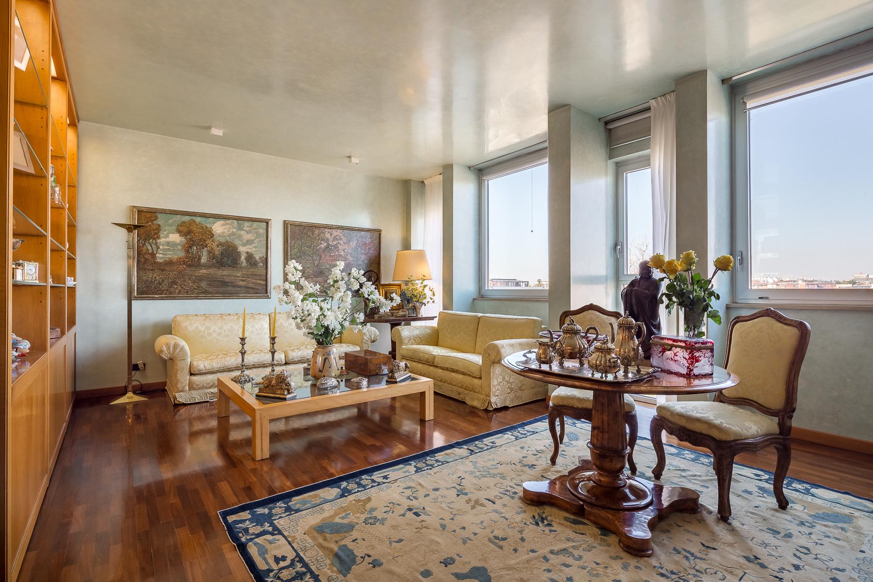 Appartamento in Vendita a Milano: 4 locali, 180 mq - Foto 24