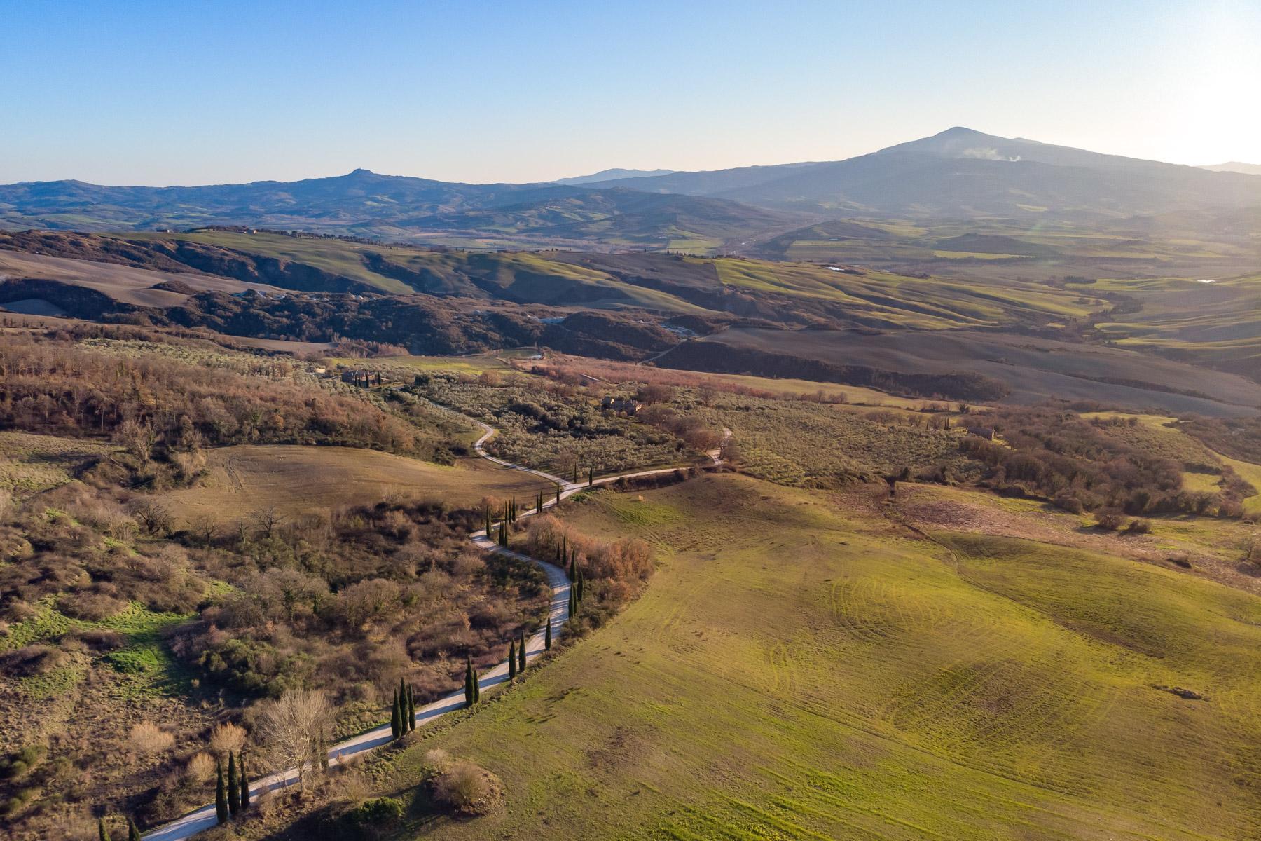 Casa indipendente in Vendita a Pienza: 5 locali, 400 mq - Foto 2