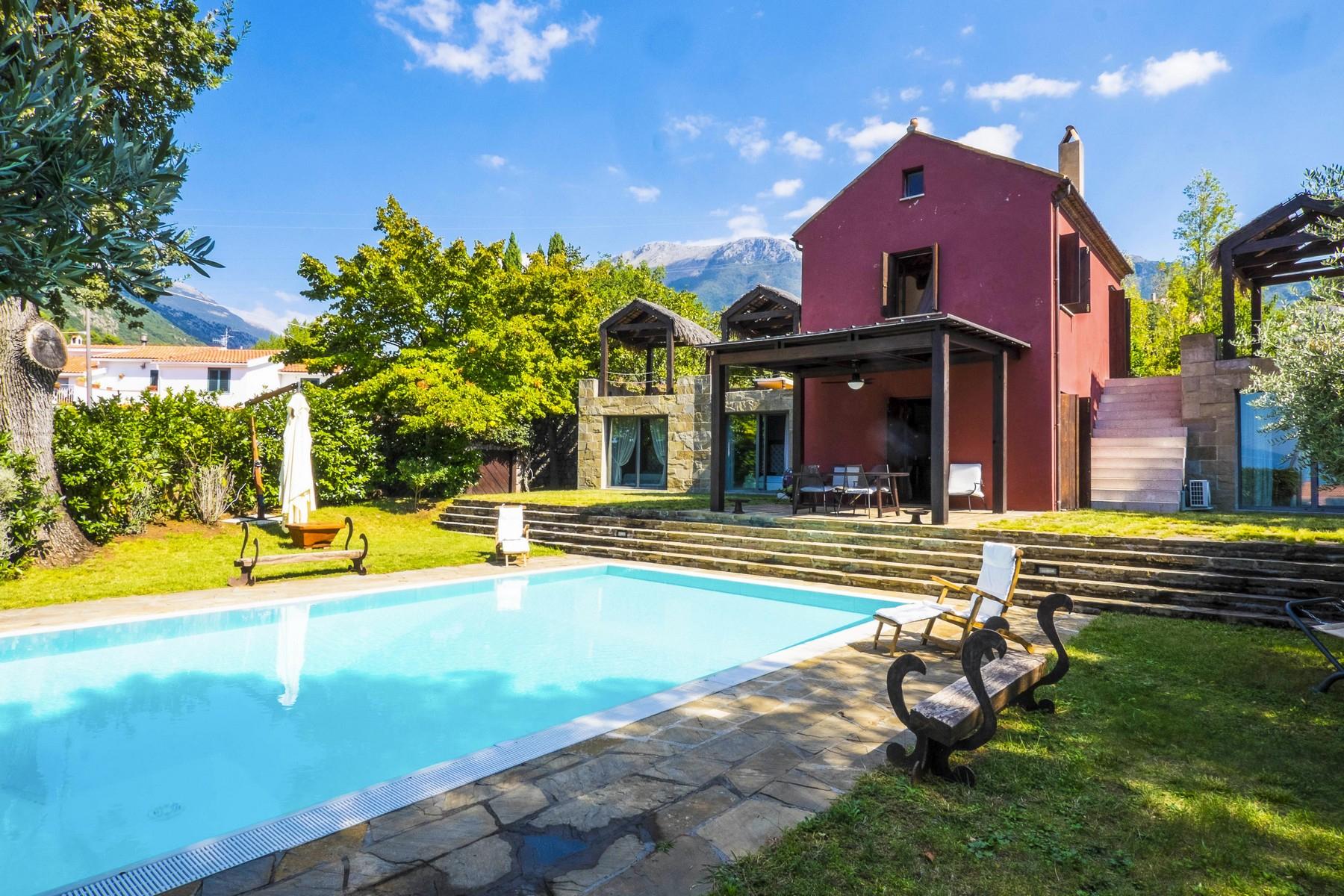 Villa in Vendita a Maratea via vallina