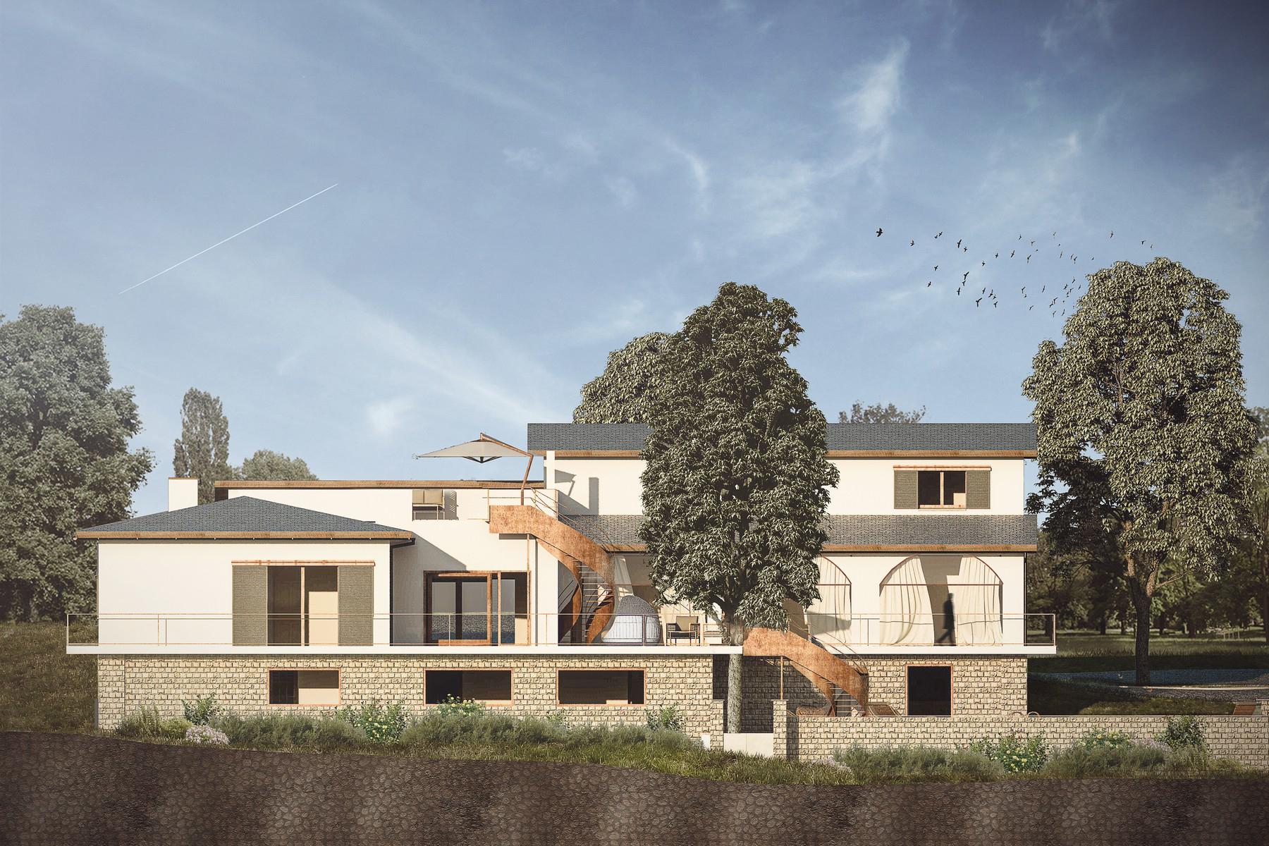 Villa in Vendita a Bagno A Ripoli: 5 locali, 650 mq