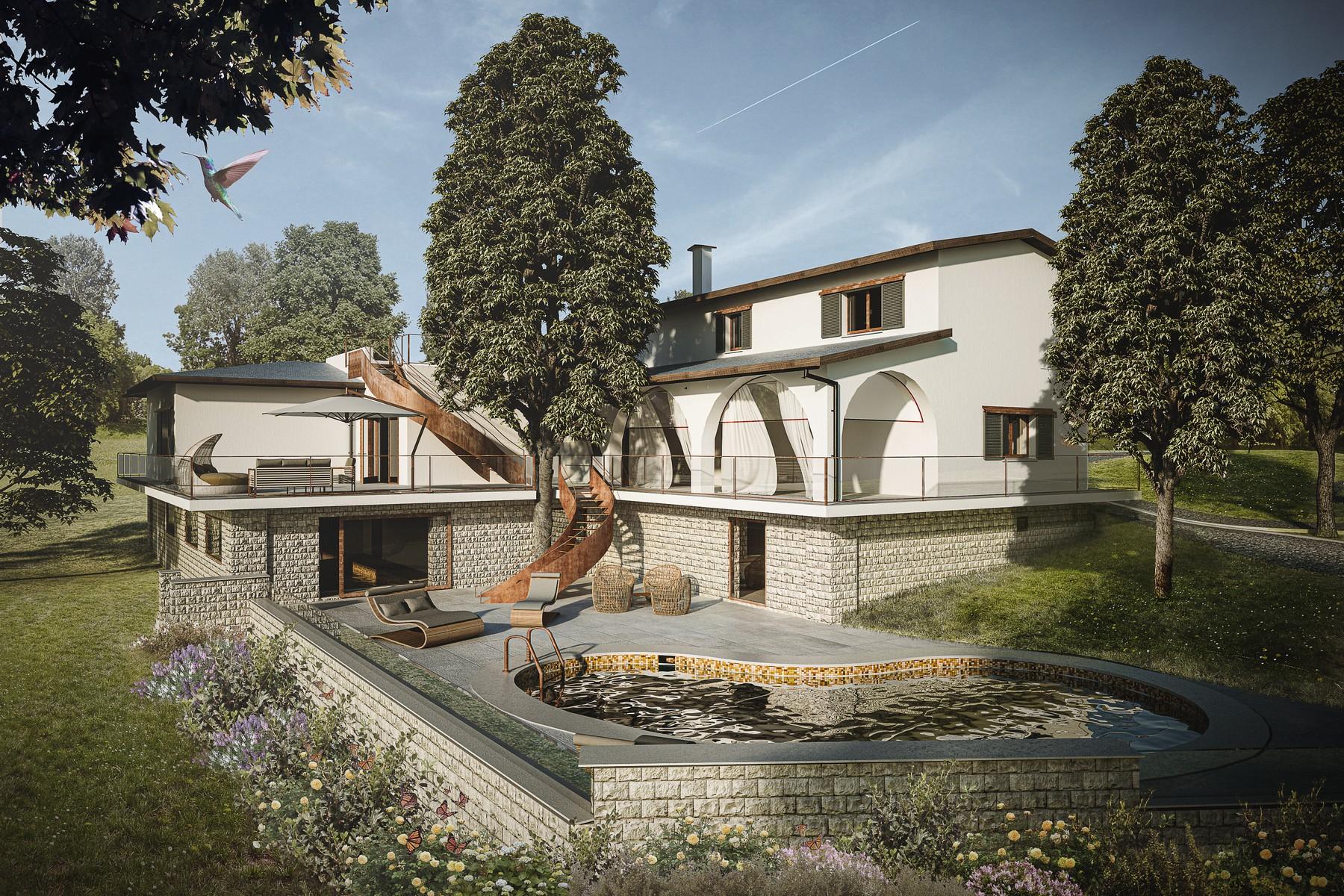 Villa in Vendita a Bagno A Ripoli: 5 locali, 650 mq - Foto 5