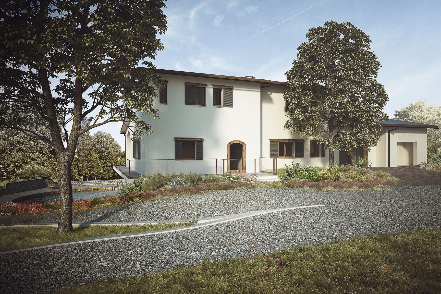 Villa in Vendita a Bagno A Ripoli: 5 locali, 650 mq - Foto 13