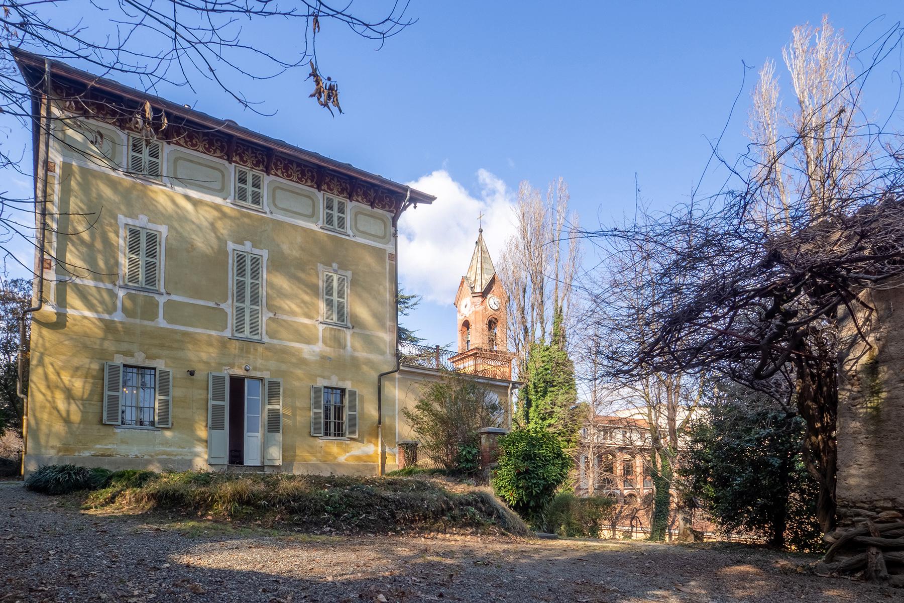 Villa in Vendita a Cavour: 5 locali, 600 mq - Foto 4