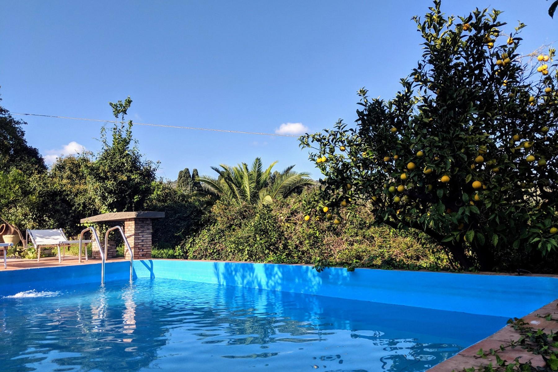 Villa in Vendita a Piedimonte Etneo: 5 locali, 300 mq - Foto 23