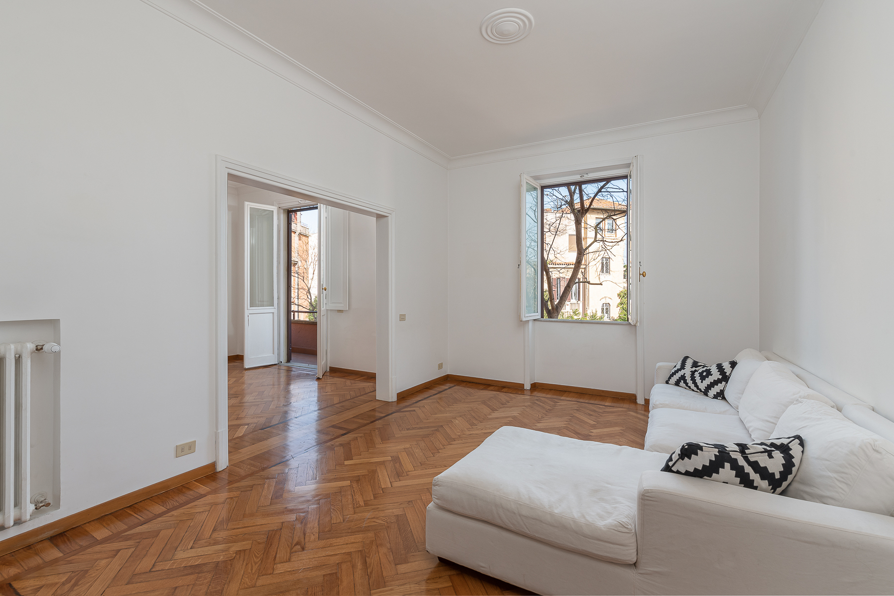Appartamento in Vendita a Roma via tommaso salvini