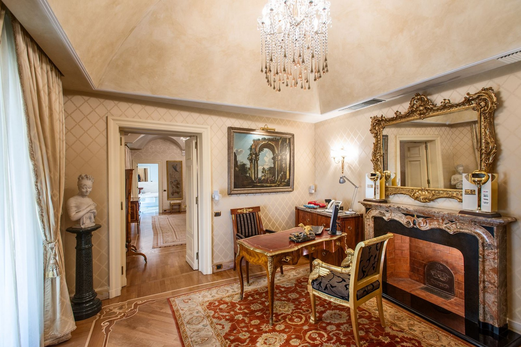 Appartamento in Vendita a Roma: 5 locali, 750 mq - Foto 21