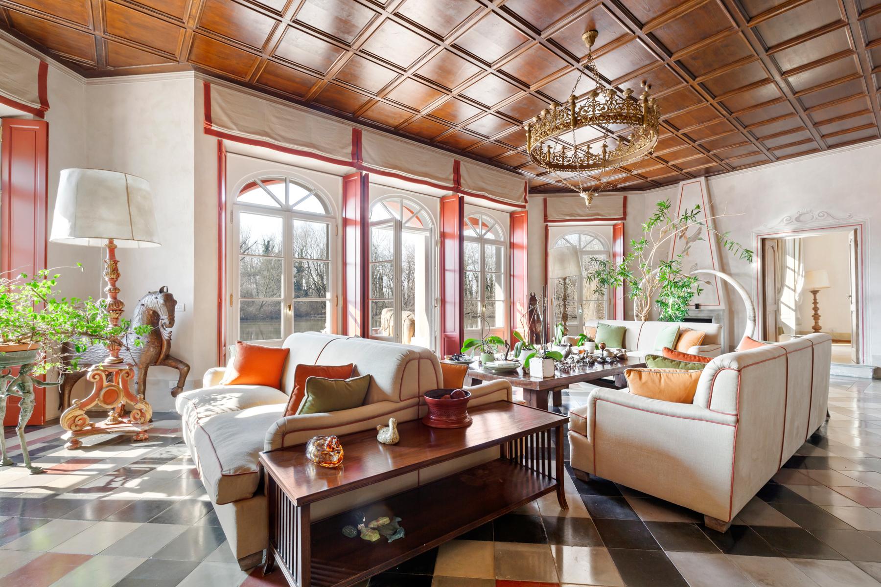 Villa in Vendita a Rognano: 5 locali, 797 mq - Foto 4