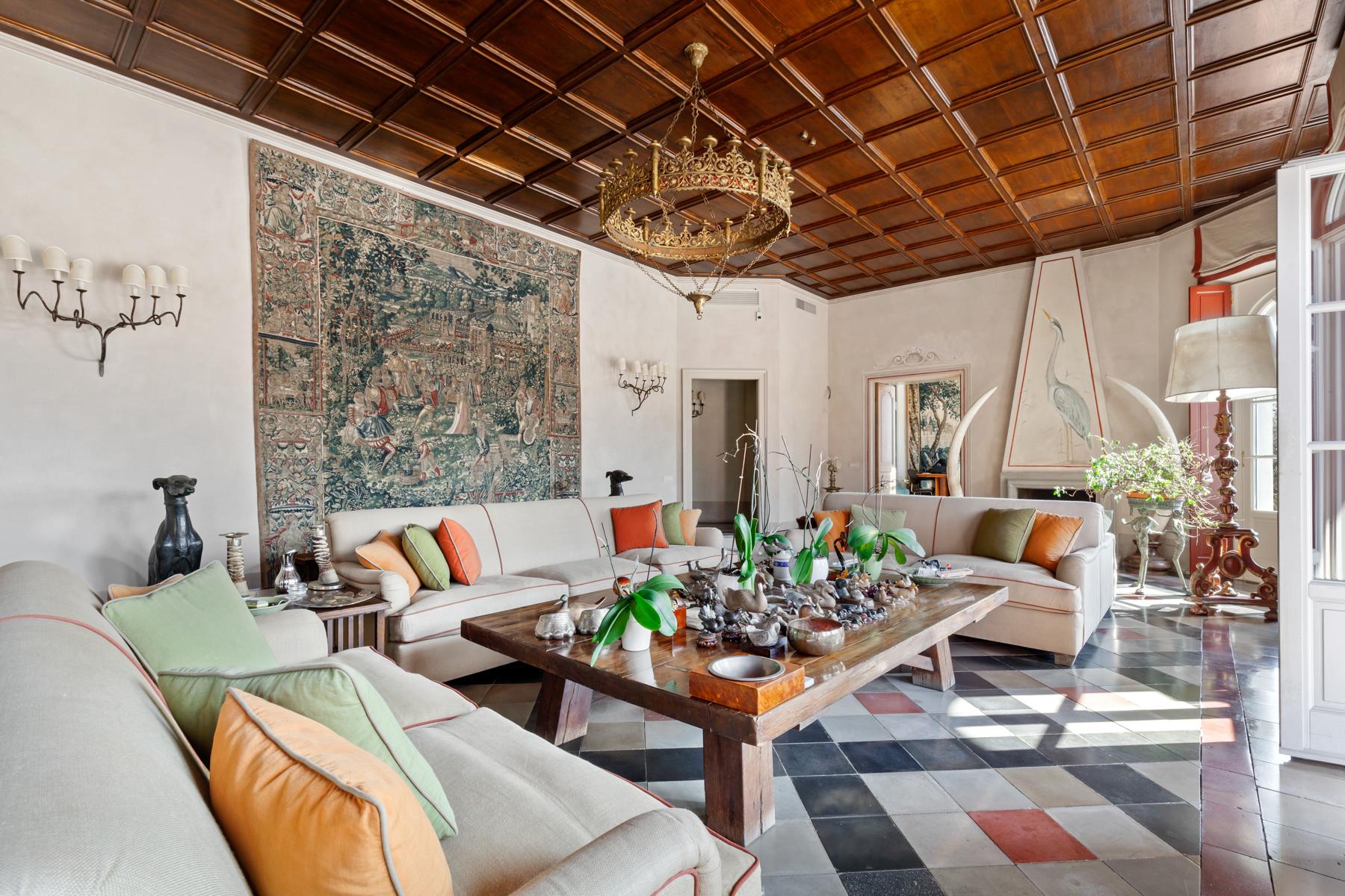 Villa in Vendita a Rognano: 5 locali, 797 mq - Foto 5
