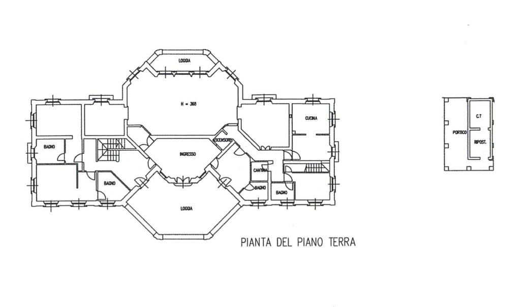 Villa in Vendita a Rognano: 5 locali, 797 mq - Foto 18