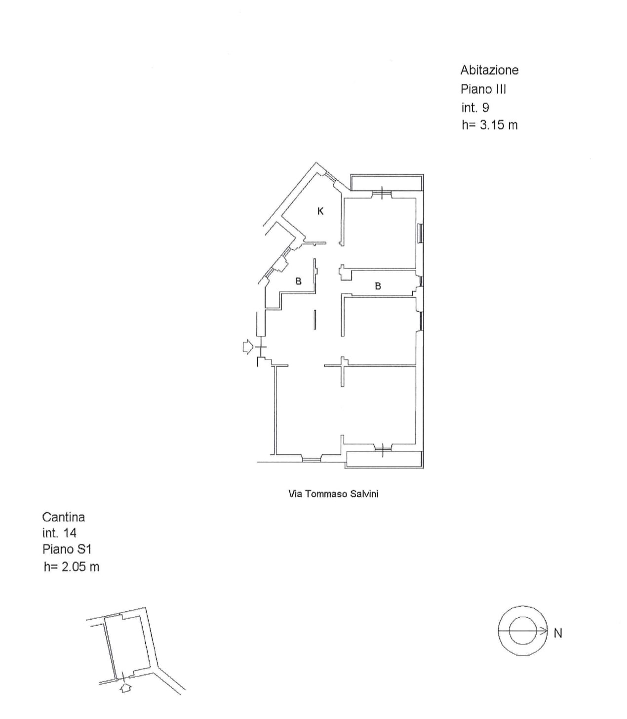 Appartamento in Vendita a Roma: 5 locali, 126 mq - Foto 20