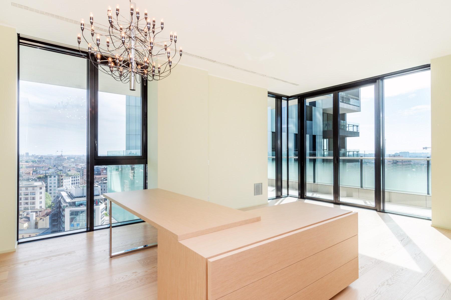 Appartamento in Affitto a Milano: 2 locali, 96 mq - Foto 14