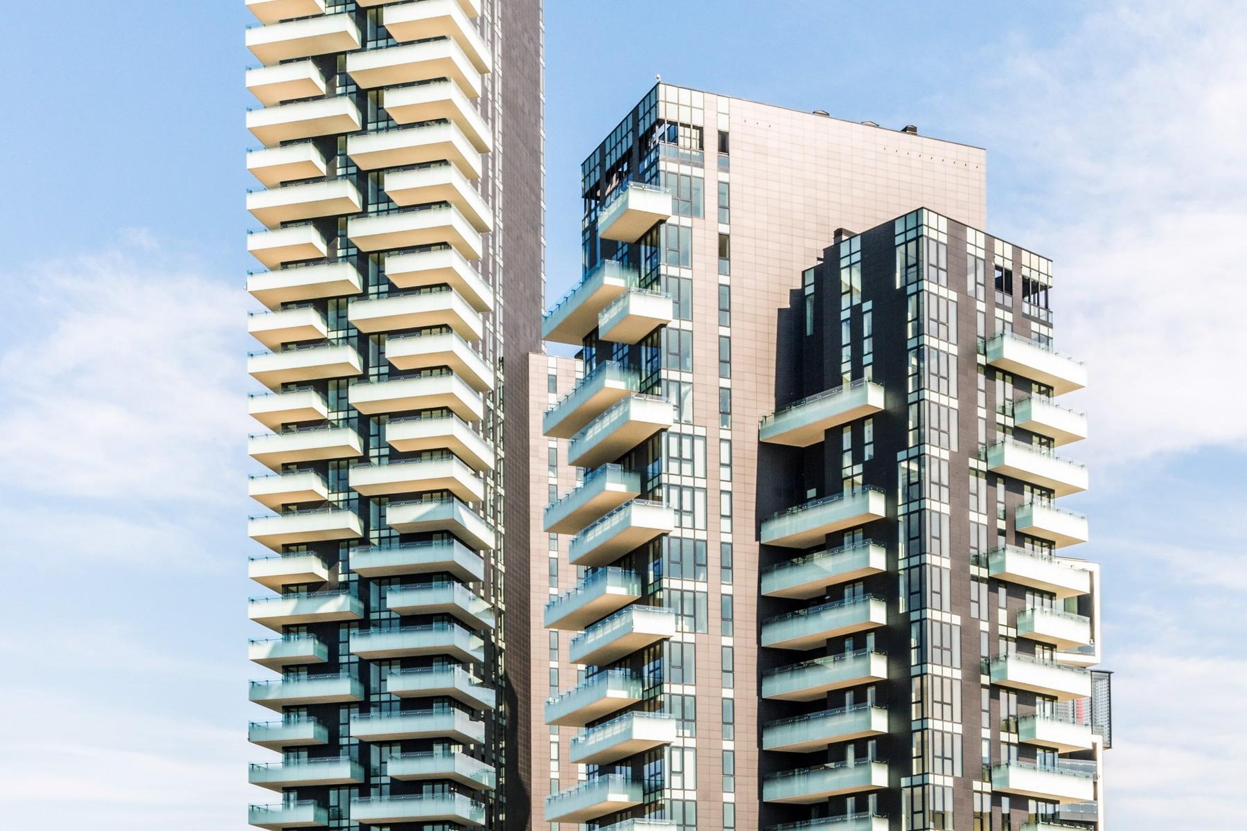 Appartamento in Affitto a Milano 02 Brera / Volta / Repubblica: 2 locali, 96 mq