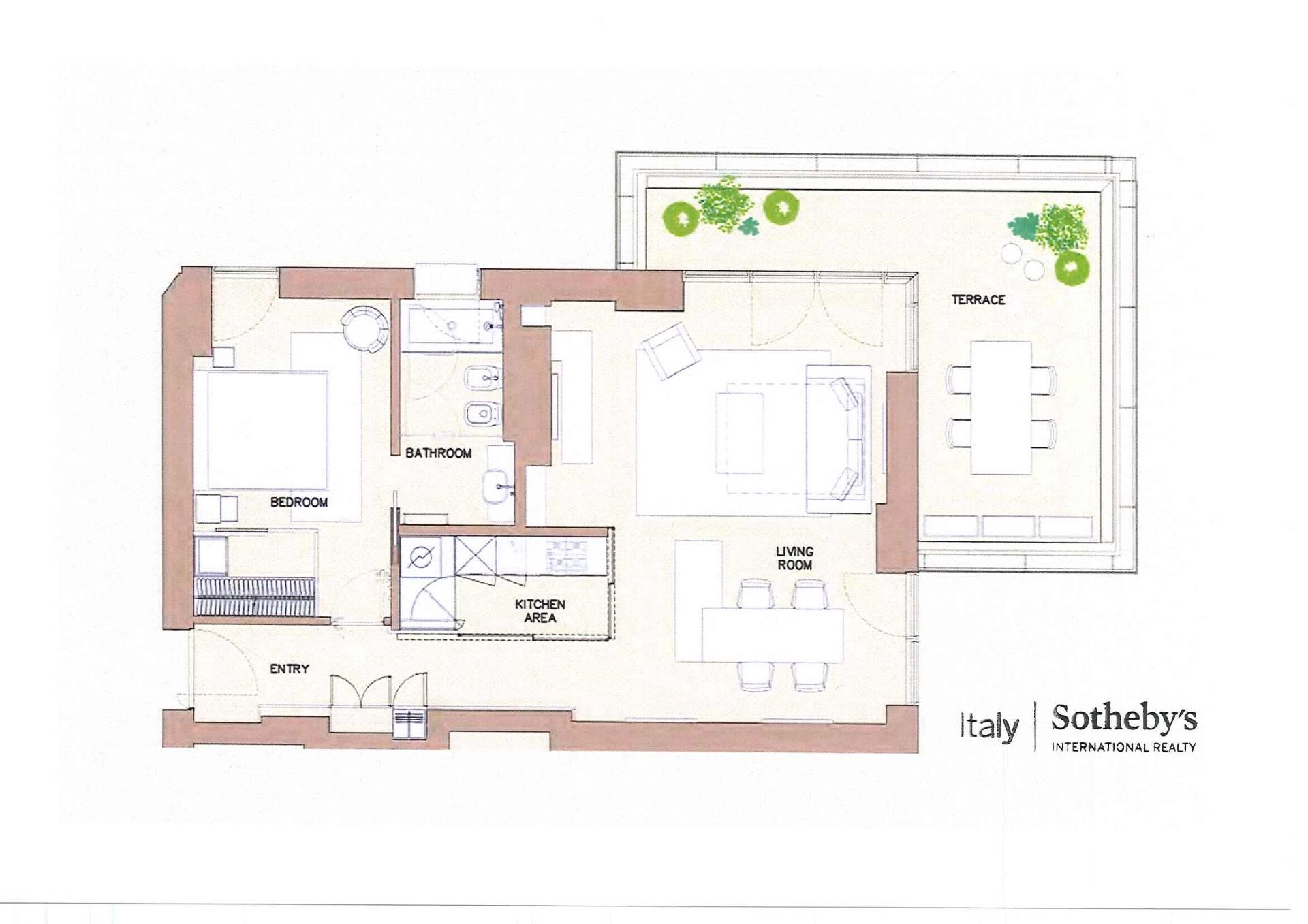 Appartamento in Affitto a Milano: 2 locali, 96 mq - Foto 22