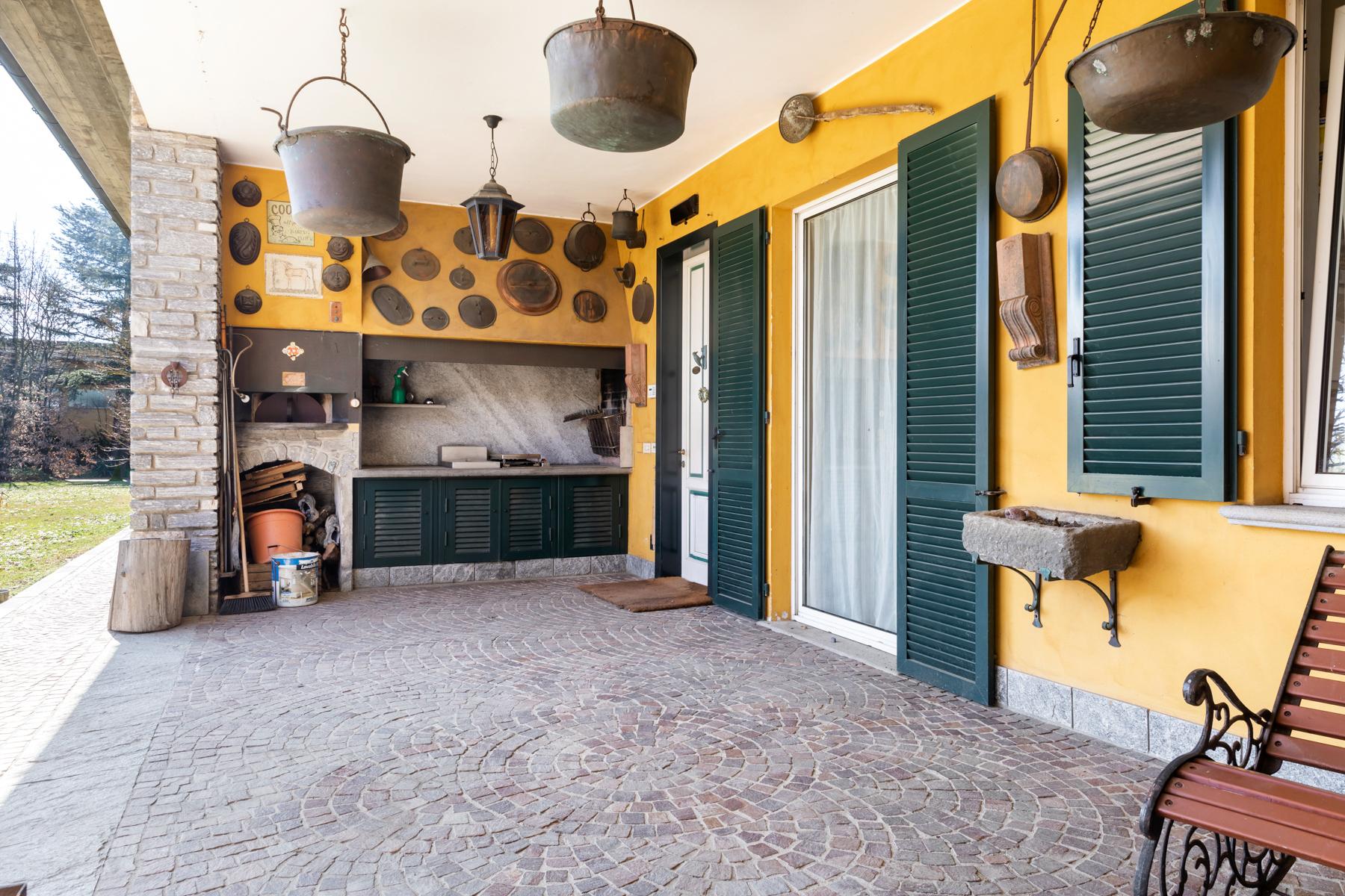 Villa in Vendita a Pinarolo Po: 5 locali, 1000 mq - Foto 8