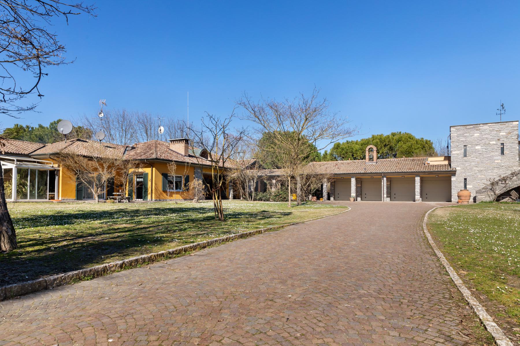 Villa in Vendita a Pinarolo Po: 5 locali, 1000 mq - Foto 10