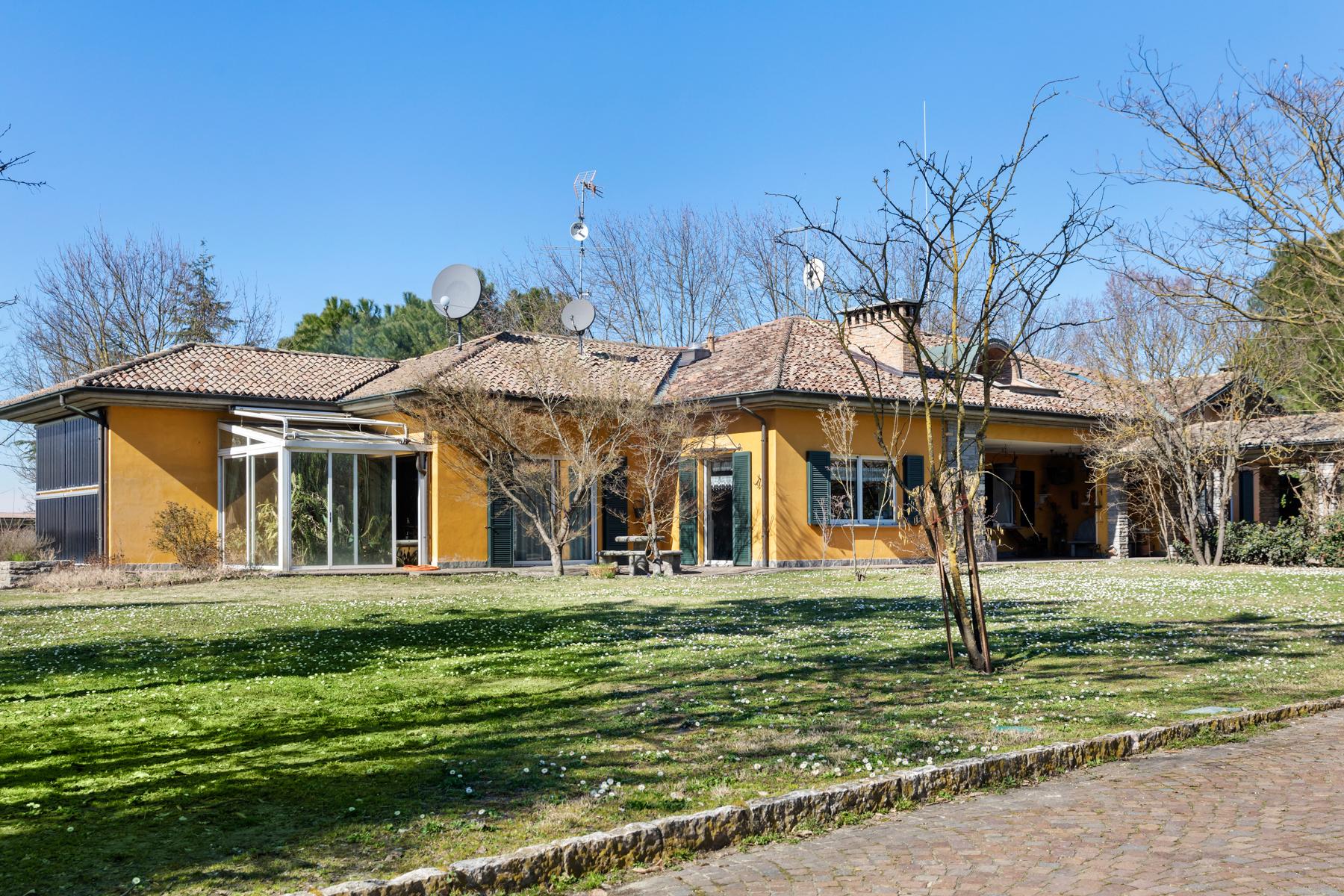 Villa in Vendita a Pinarolo Po: 5 locali, 1000 mq - Foto 9