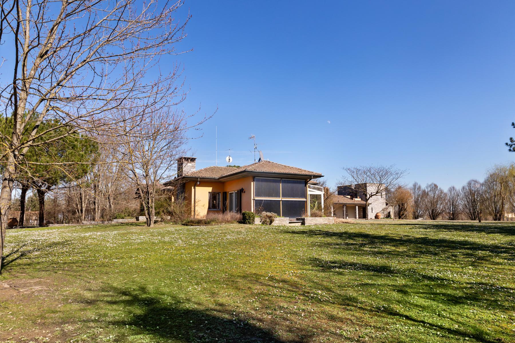 Villa in Vendita a Pinarolo Po: 5 locali, 1000 mq - Foto 11