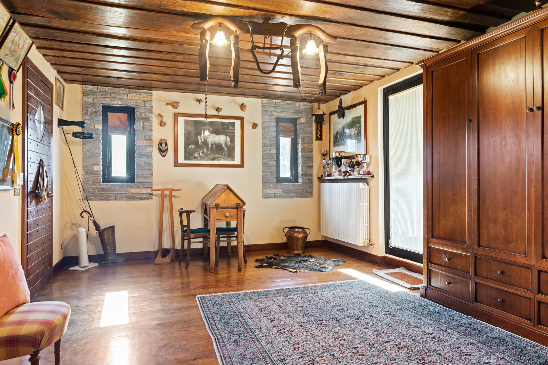 Villa in Vendita a Pinarolo Po: 5 locali, 1000 mq - Foto 6