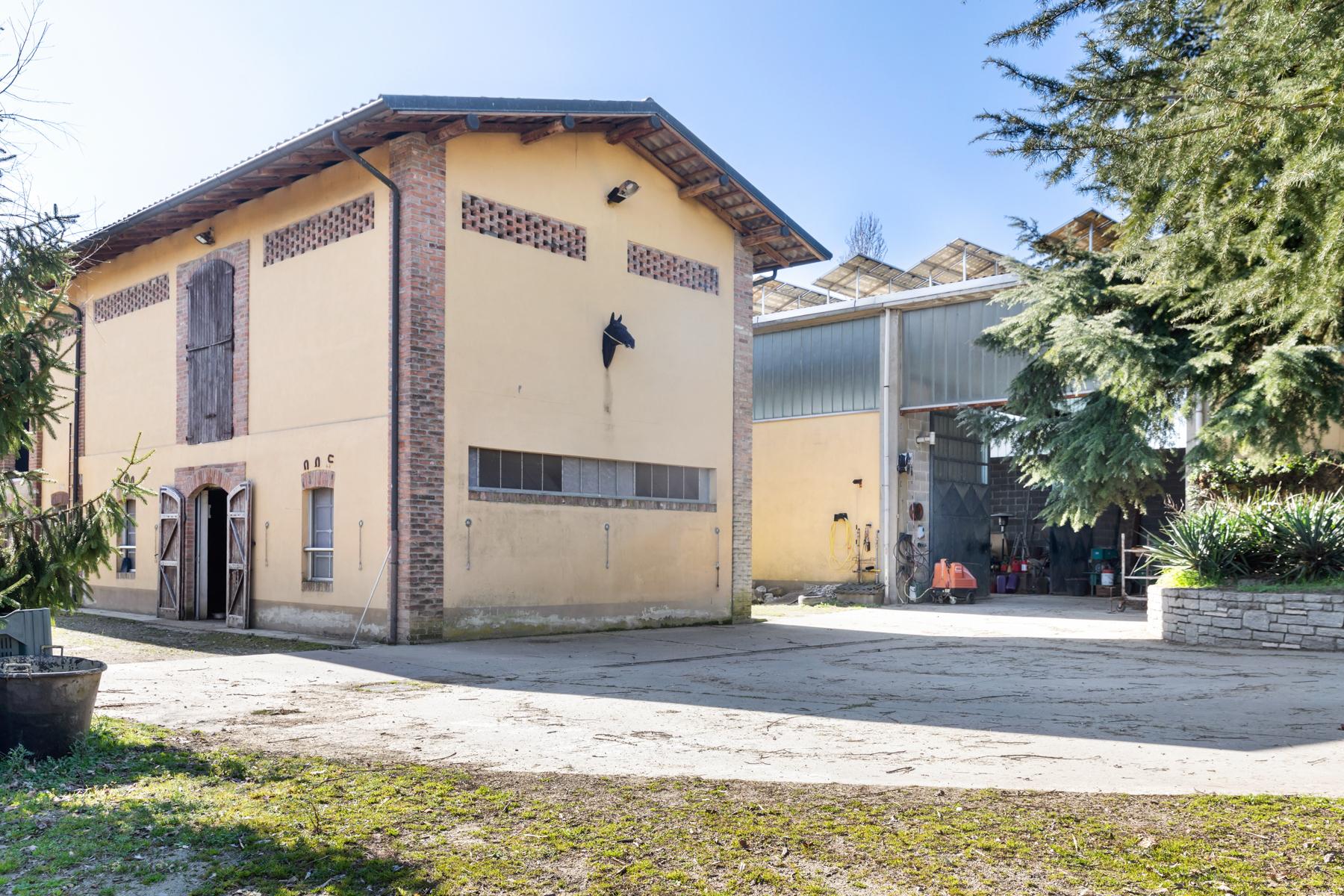 Villa in Vendita a Pinarolo Po: 5 locali, 1000 mq - Foto 13
