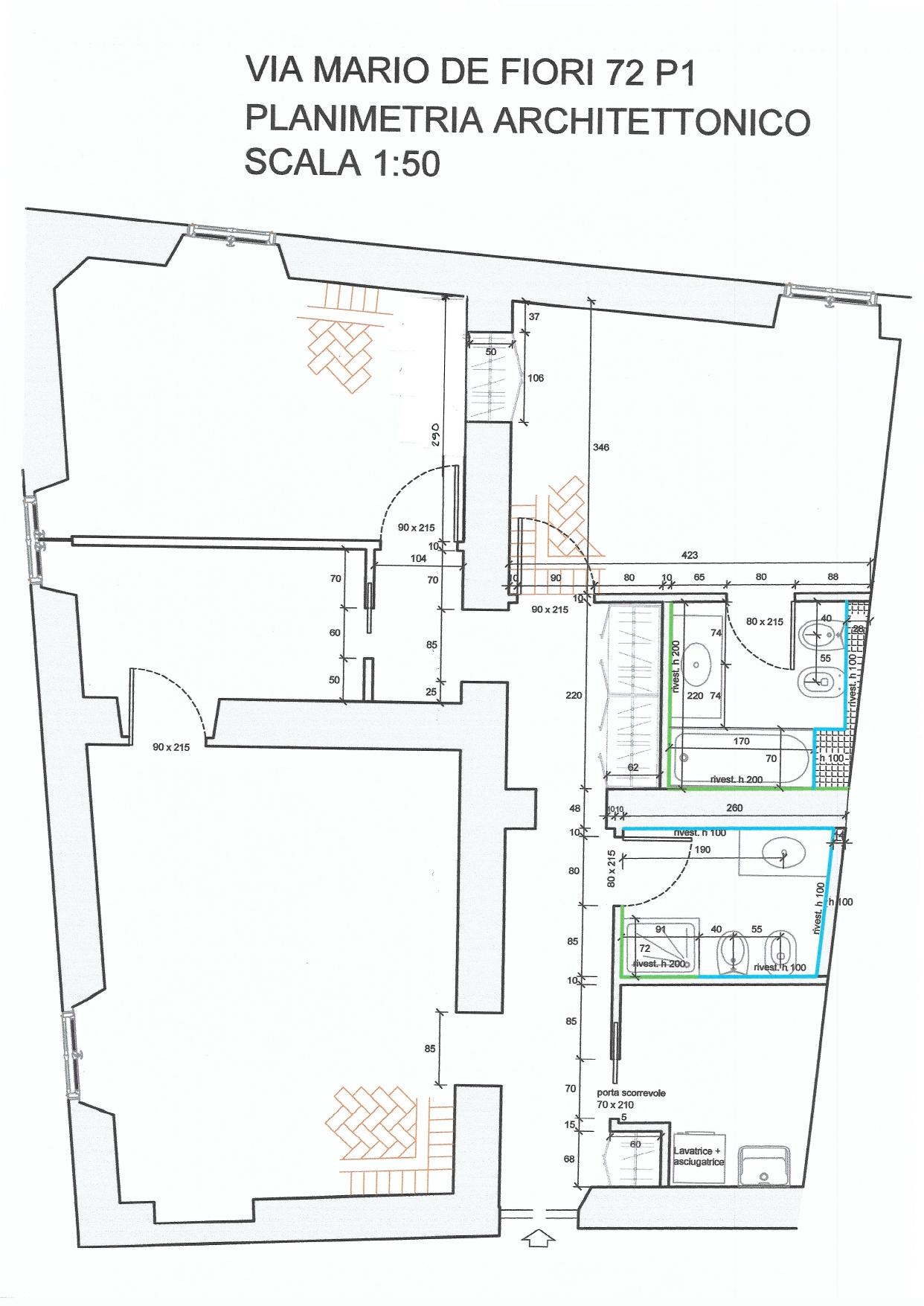 Appartamento in Affitto a Roma: 4 locali, 107 mq - Foto 21