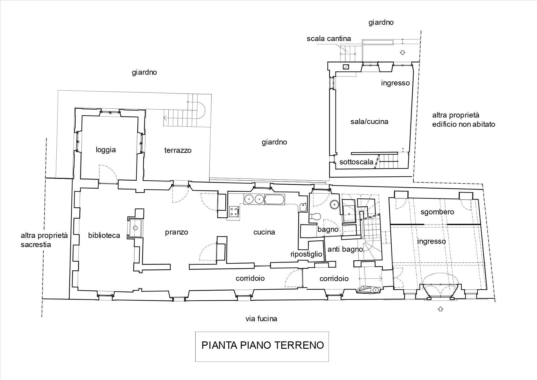 Casa indipendente in Vendita a Moncestino: 5 locali, 300 mq - Foto 30