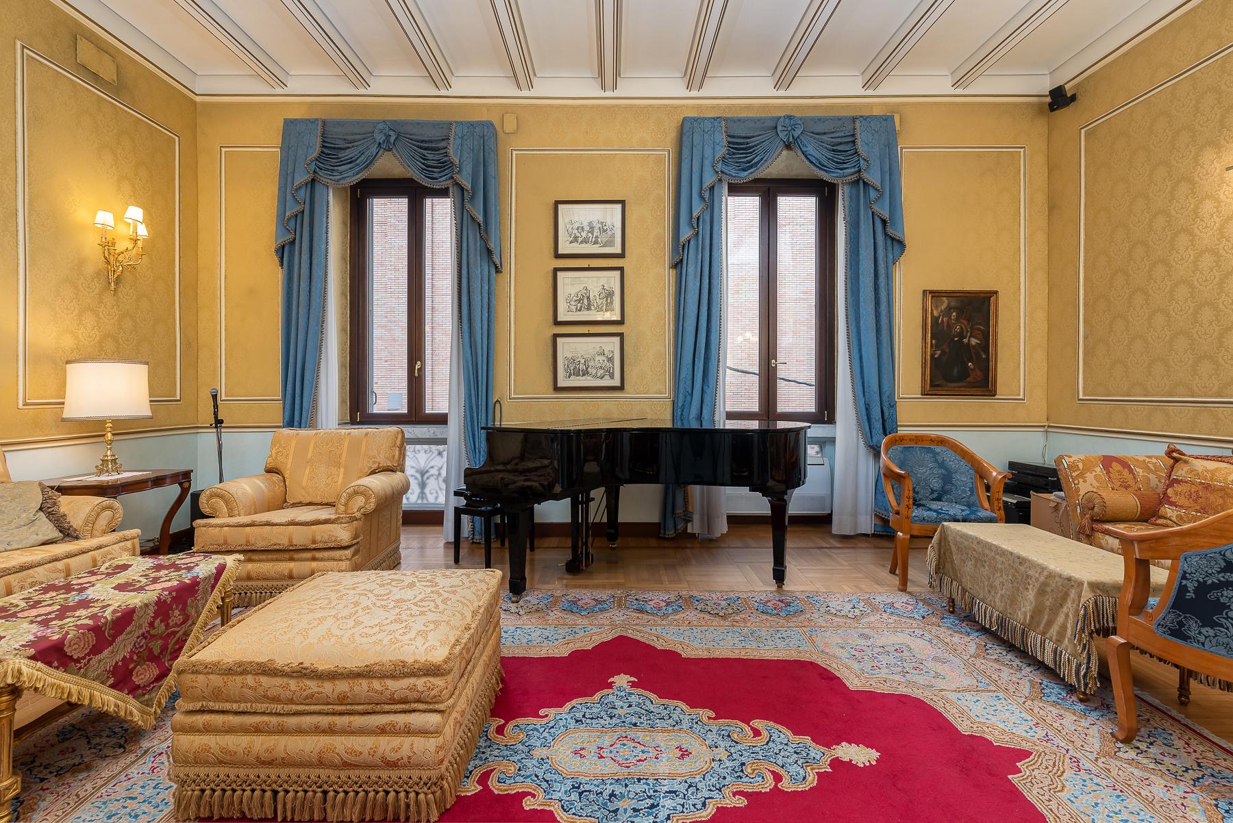 Appartamento in Vendita a Roma: 5 locali, 215 mq - Foto 8