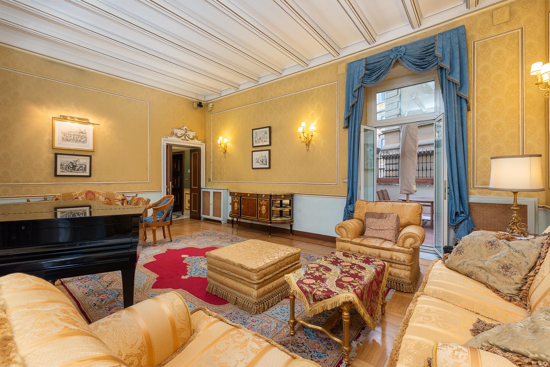 Appartamento in Vendita a Roma: 5 locali, 215 mq - Foto 10