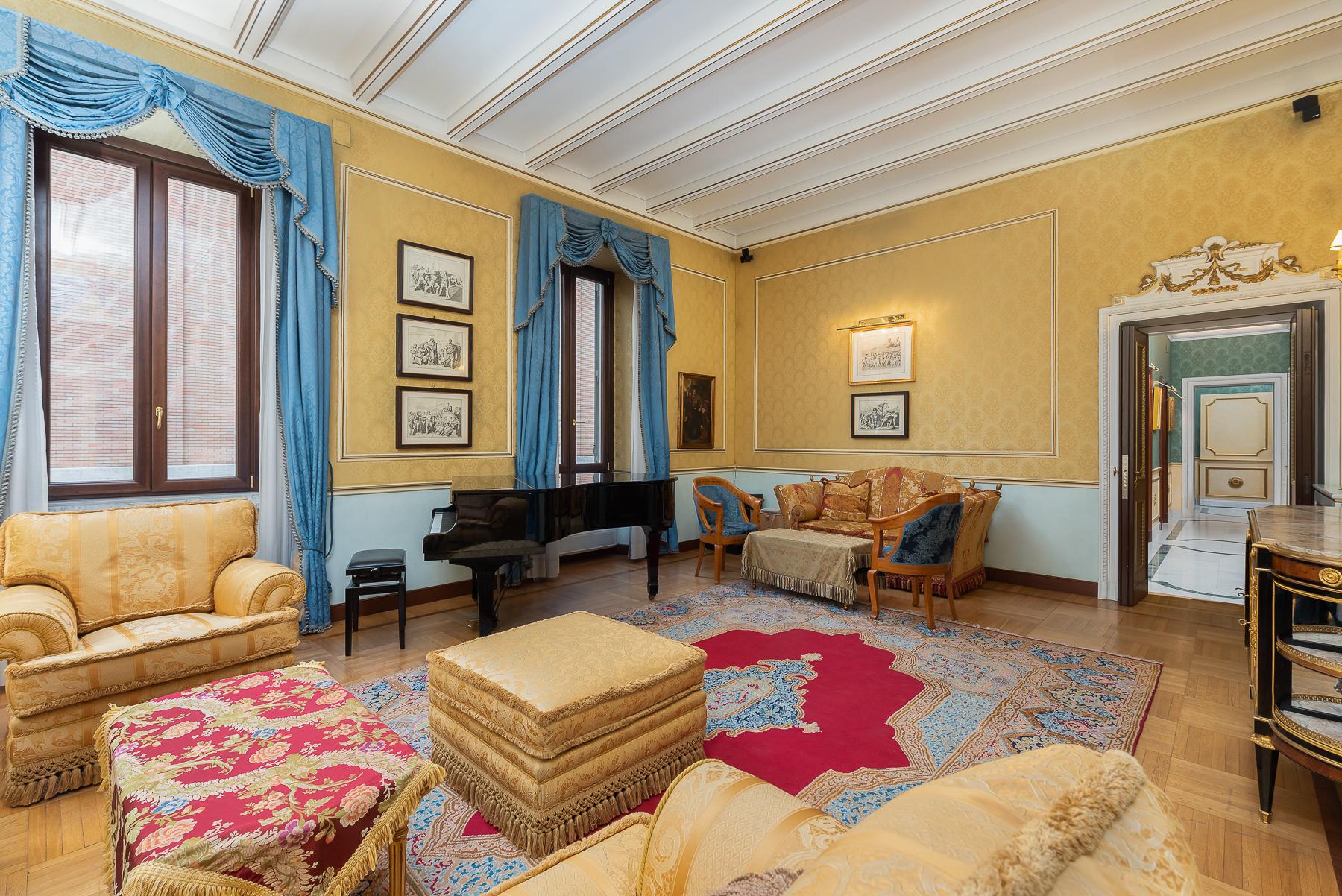 Appartamento in Vendita a Roma: 5 locali, 215 mq - Foto 23