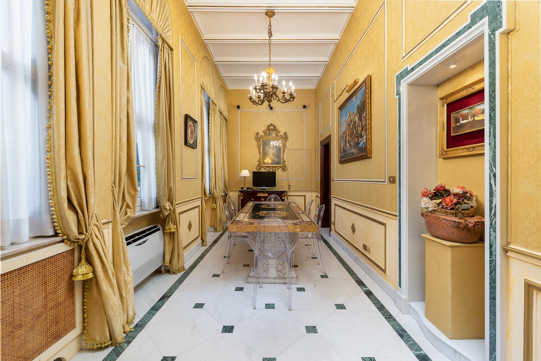 Appartamento in Vendita a Roma: 5 locali, 215 mq - Foto 26