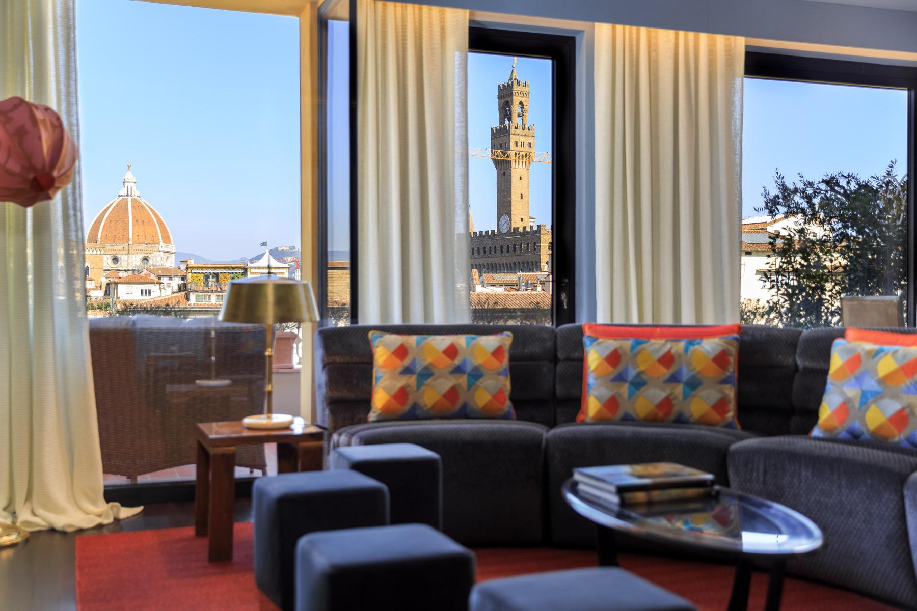 Appartamento in Affitto a Firenze: 4 locali, 140 mq