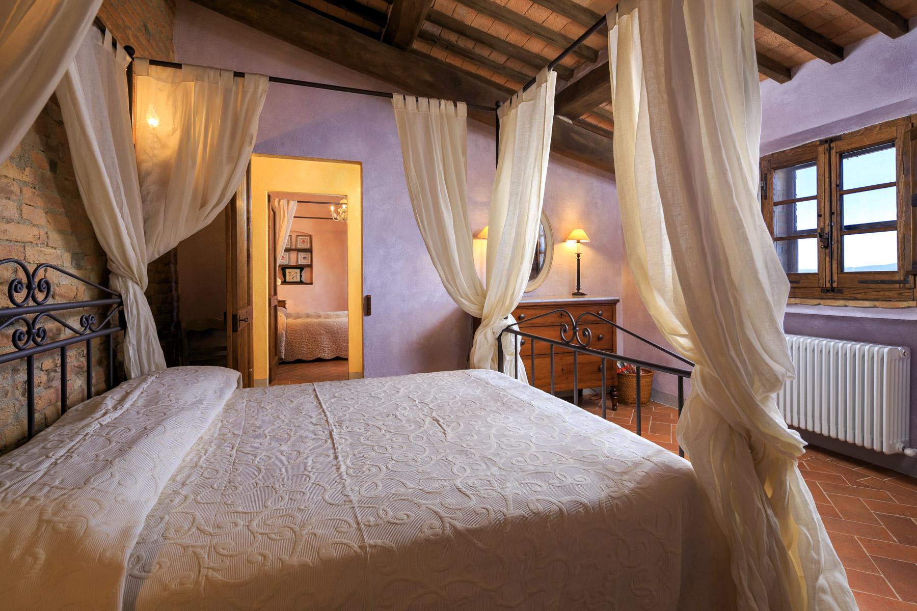 Villa in Vendita a Asciano: 5 locali, 430 mq - Foto 16