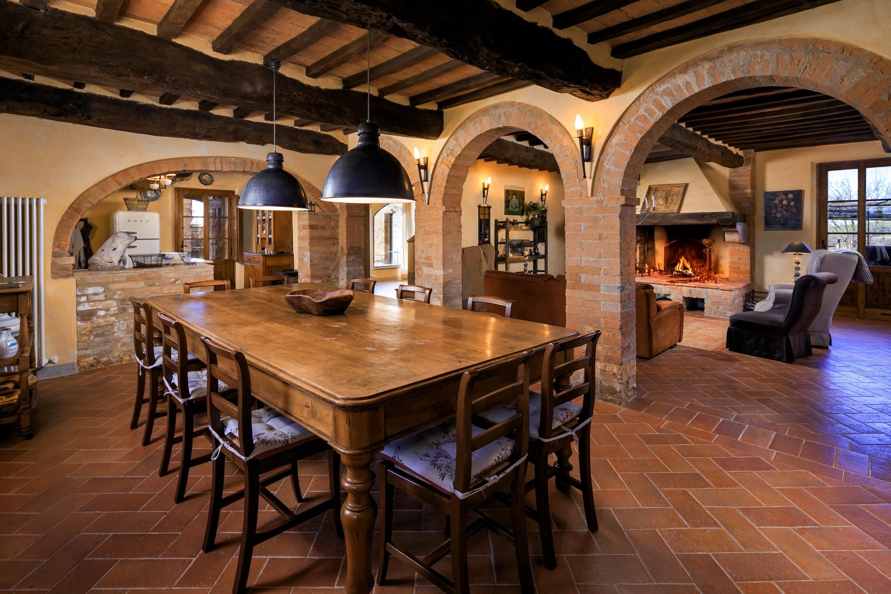 Villa in Vendita a Asciano: 5 locali, 430 mq - Foto 12
