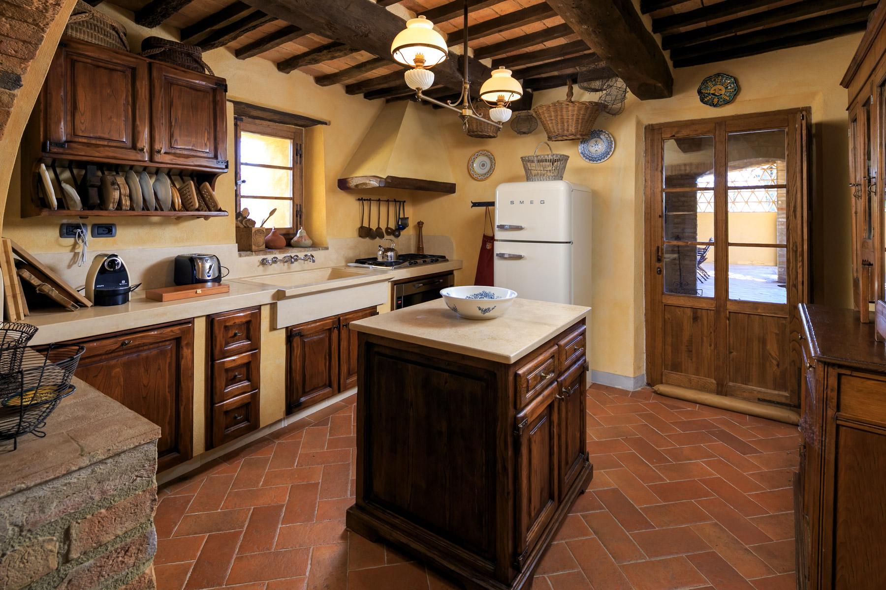 Villa in Vendita a Asciano: 5 locali, 430 mq - Foto 15