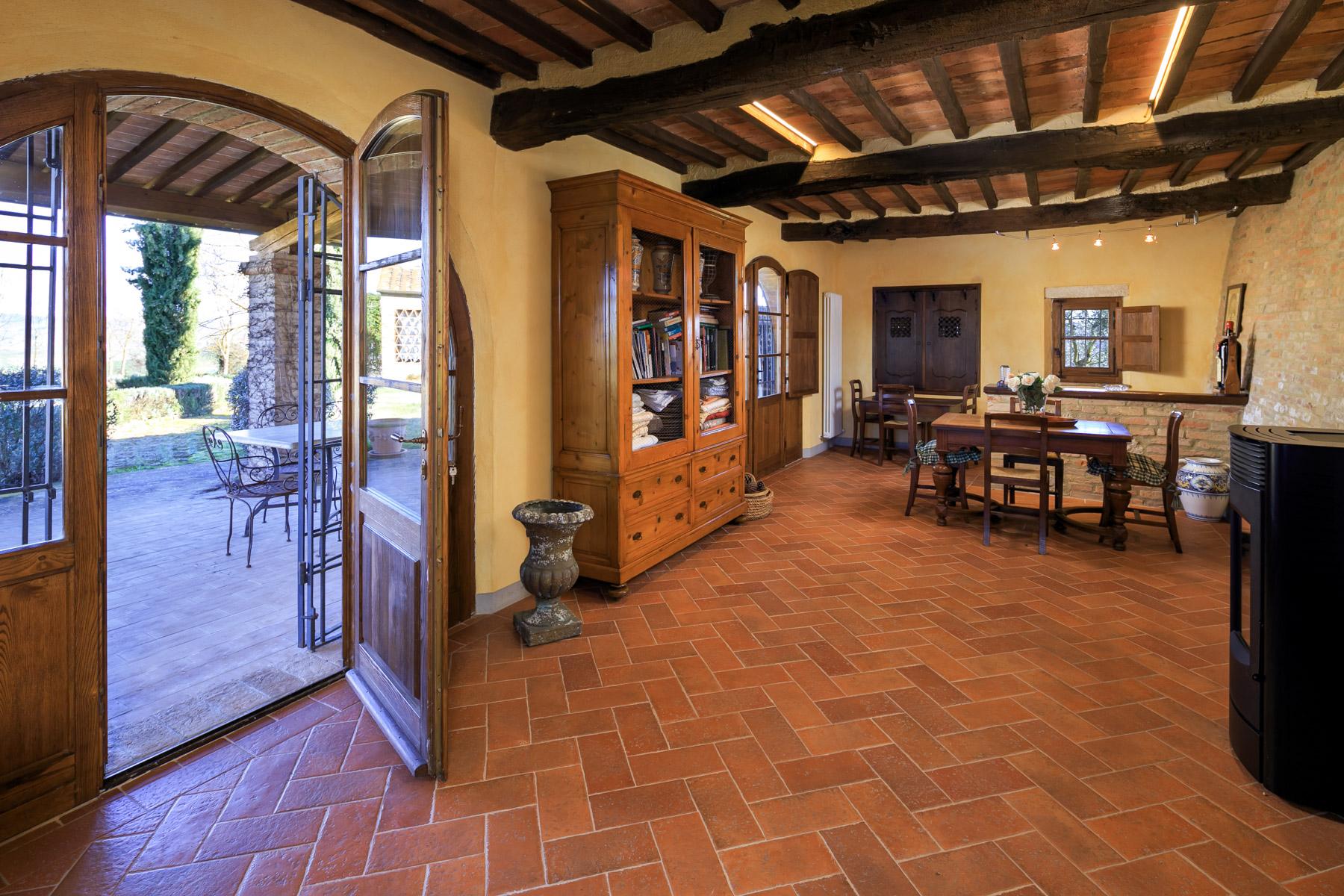 Villa in Vendita a Asciano: 5 locali, 430 mq - Foto 14