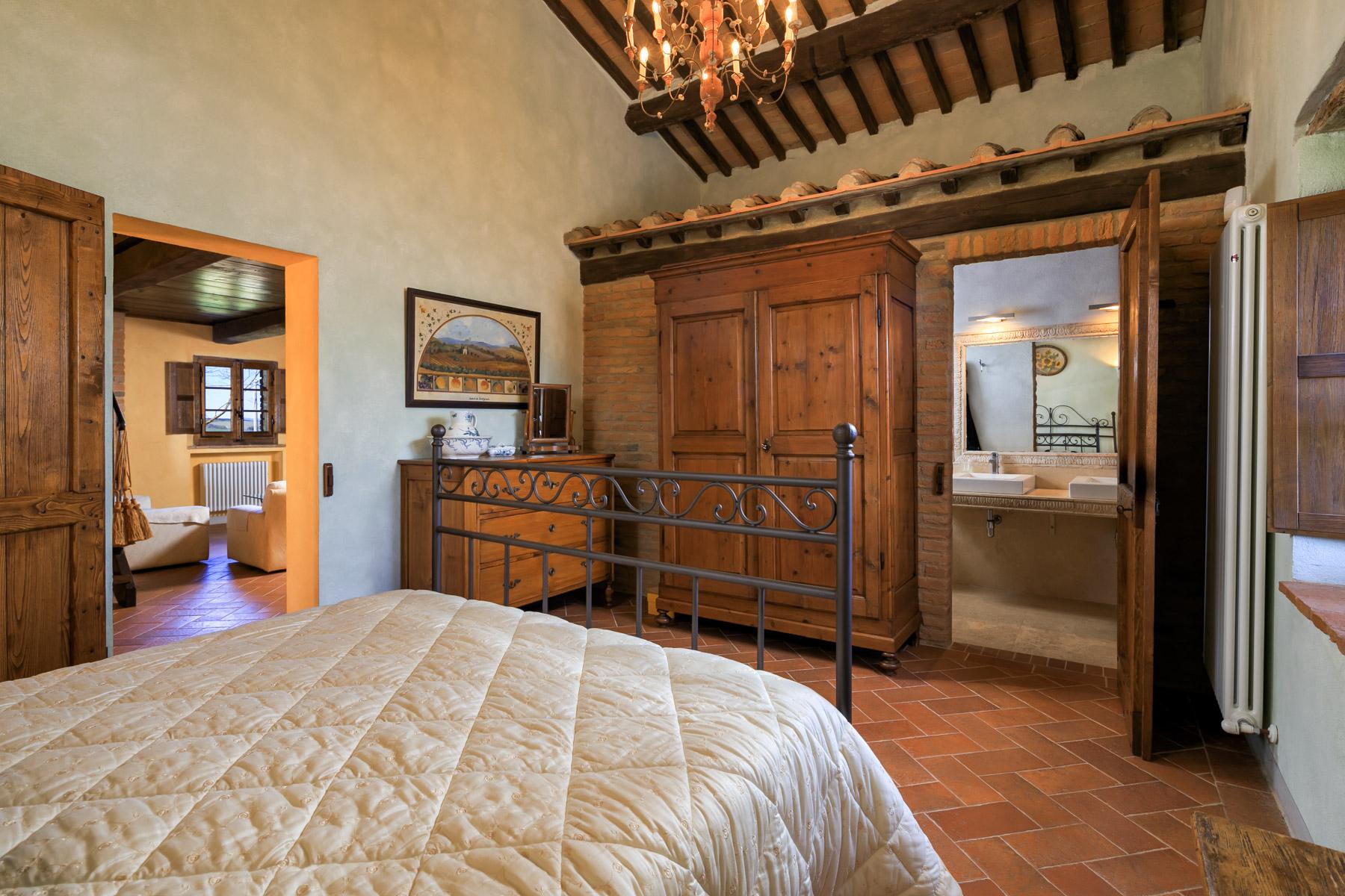 Villa in Vendita a Asciano: 5 locali, 430 mq - Foto 19