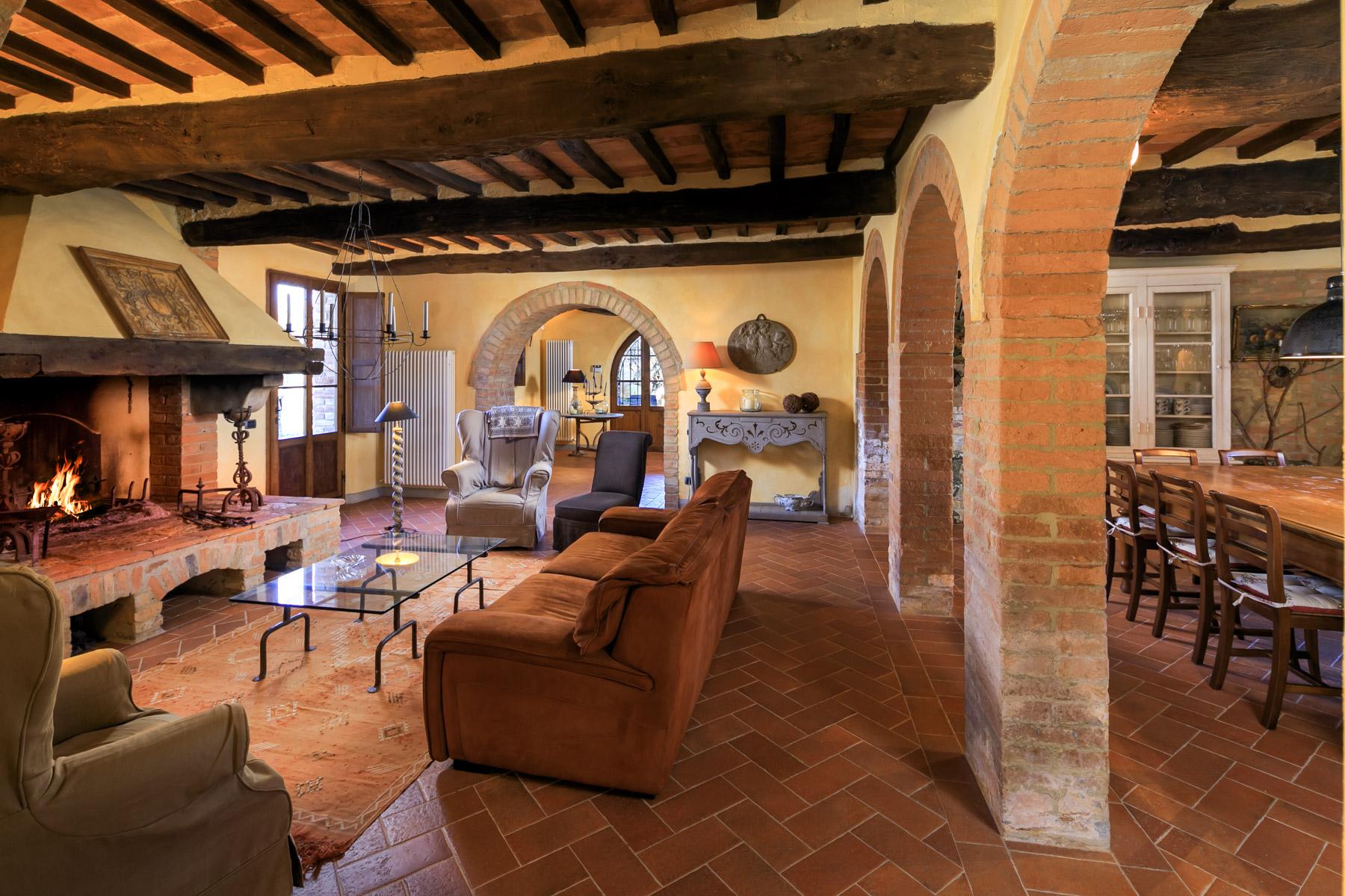 Villa in Vendita a Asciano: 5 locali, 430 mq - Foto 10
