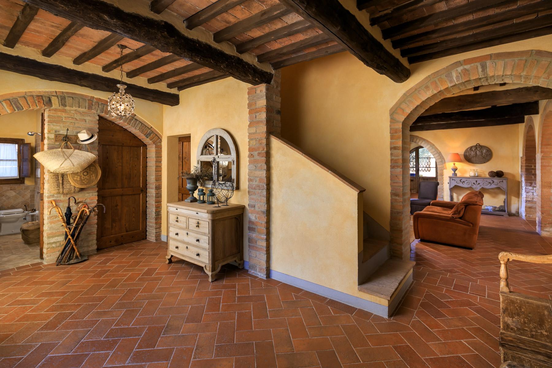Villa in Vendita a Asciano: 5 locali, 430 mq - Foto 11