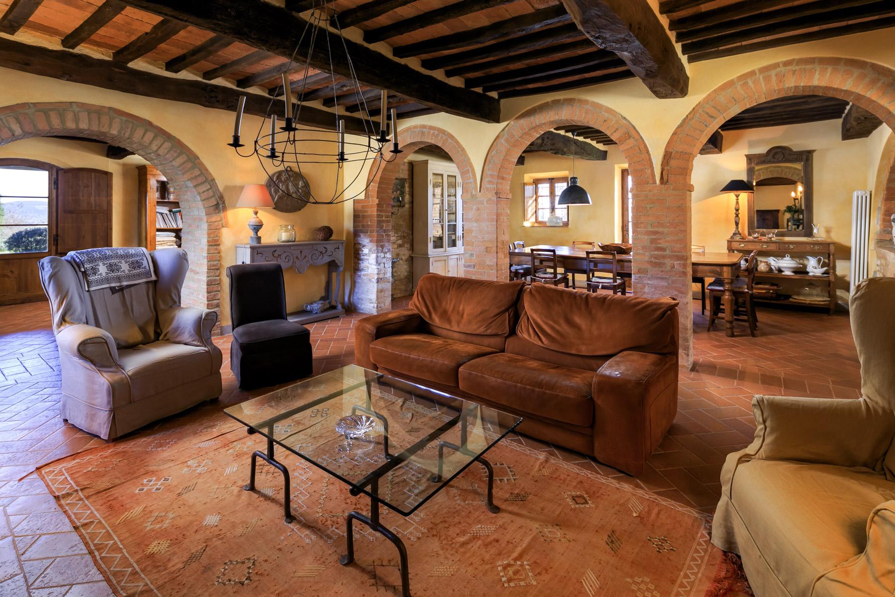 Villa in Vendita a Asciano: 5 locali, 430 mq - Foto 9