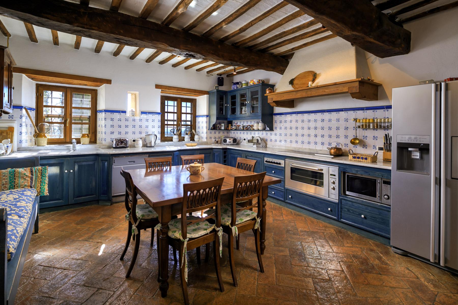 Villa in Vendita a Gaiole In Chianti: 5 locali, 465 mq - Foto 25