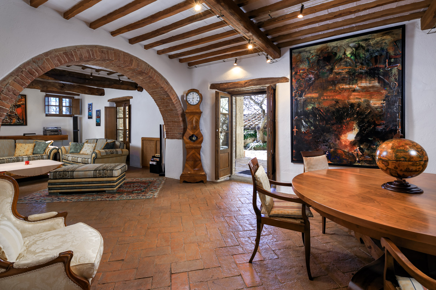 Villa in Vendita a Gaiole In Chianti: 5 locali, 465 mq - Foto 20