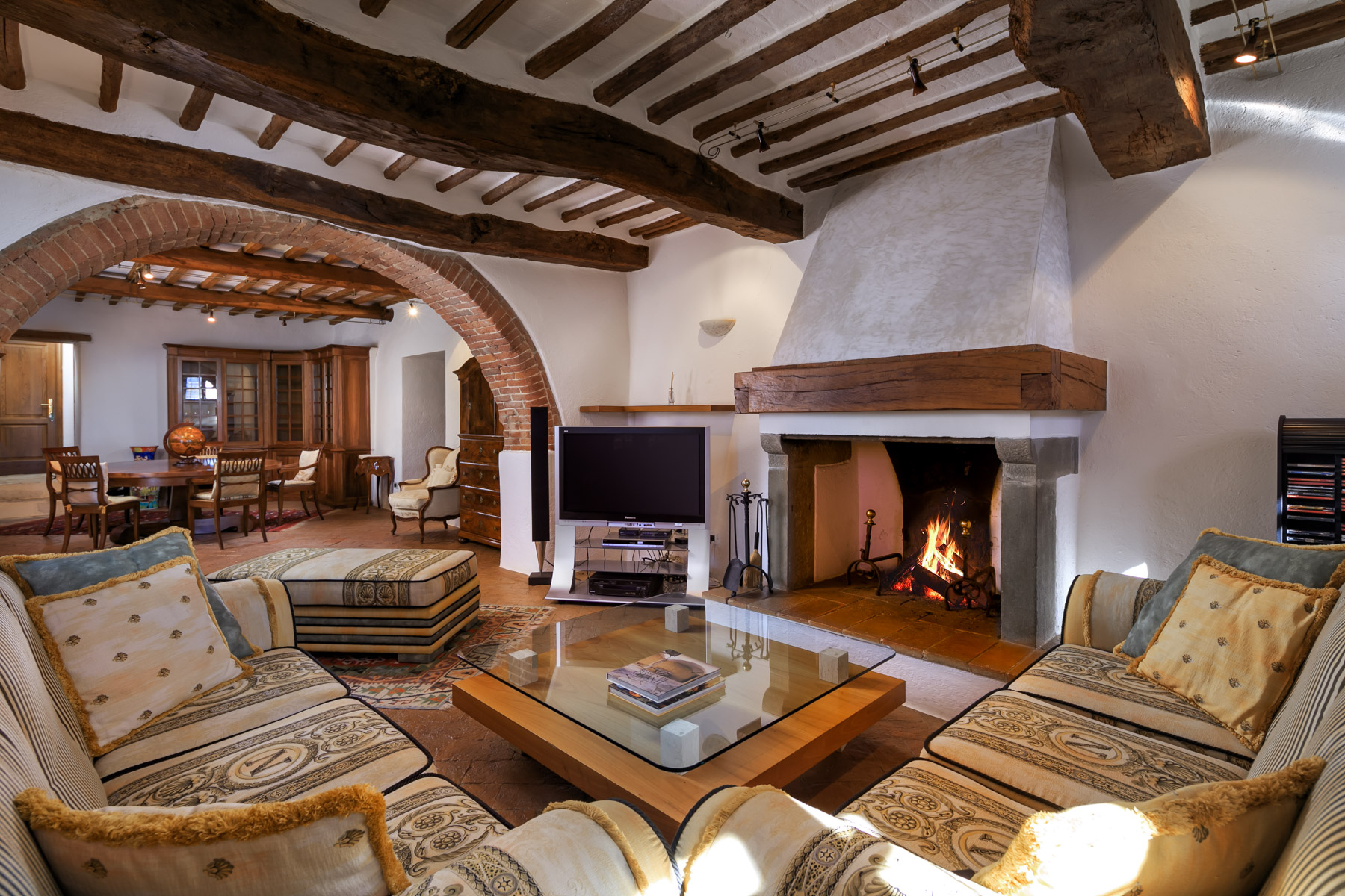 Villa in Vendita a Gaiole In Chianti: 5 locali, 465 mq - Foto 21